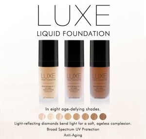 Luxe foundation
